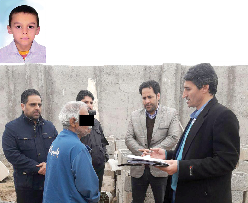 اعتراف پیرمرد 60 ساله به آزار و قتل یک کودک
