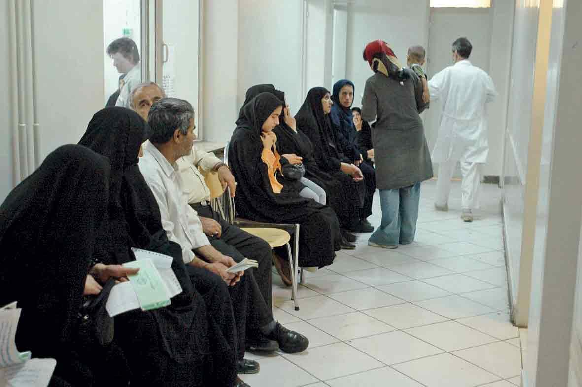 Risultati immagini per کاهش مراجعات مردم به مراکز پزشکی